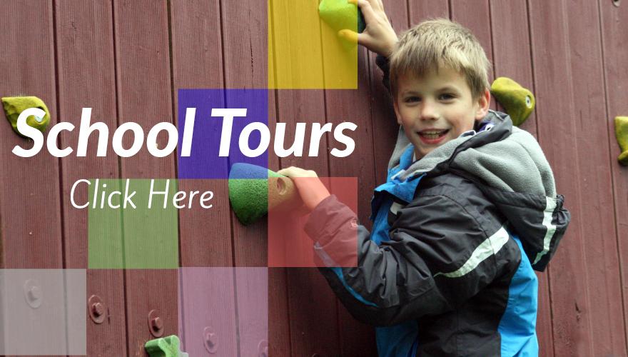 Portlick Scout Campsite School Tours