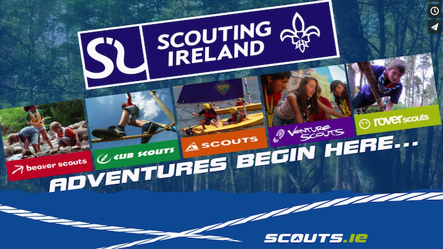 Pioneering, Scouting Ireland, Portlick Scout Campsite
